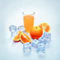Cold orange juice - PhotoDune Item for Sale