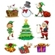 Christmas Elements - GraphicRiver Item for Sale