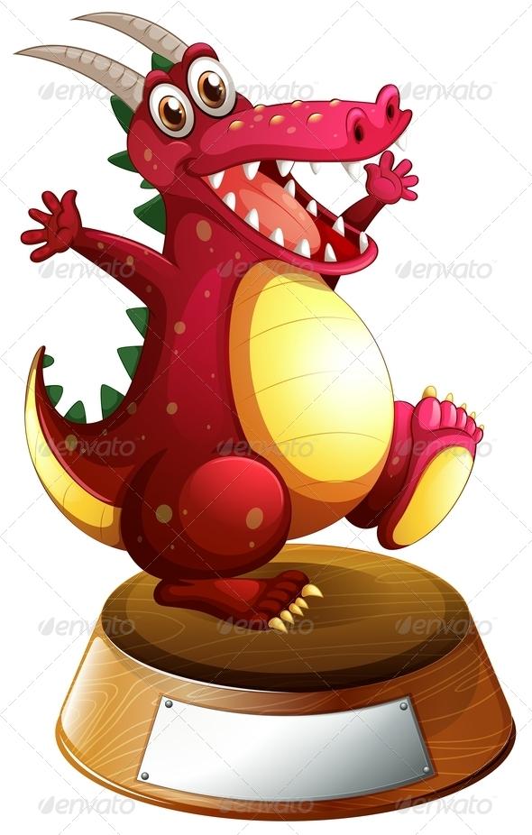 GraphicRiver Dragon 7977178
