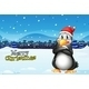 Christmas with a Penguin - GraphicRiver Item for Sale