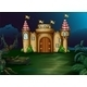 Castle at the Forest - GraphicRiver Item for Sale