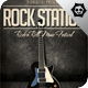 Rock Station Poster Flyer Template - GraphicRiver Item for Sale