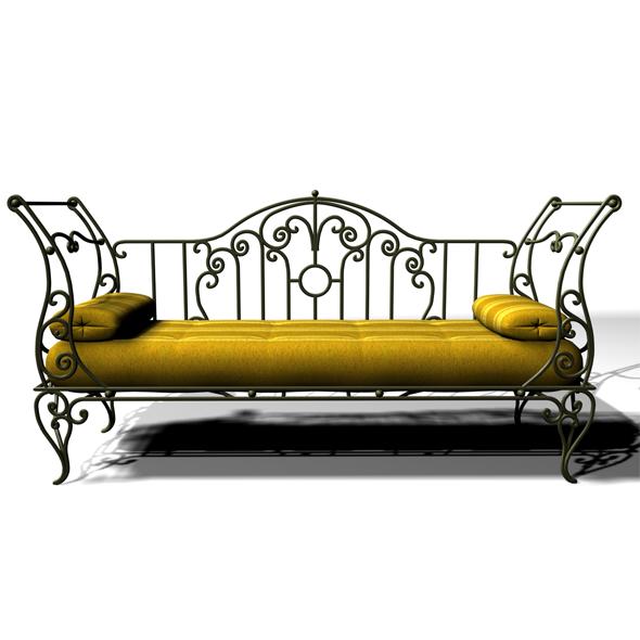 3DOcean sofa frame 7978932