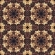 Seamless Floral Ornament, Bark on Fabric - GraphicRiver Item for Sale