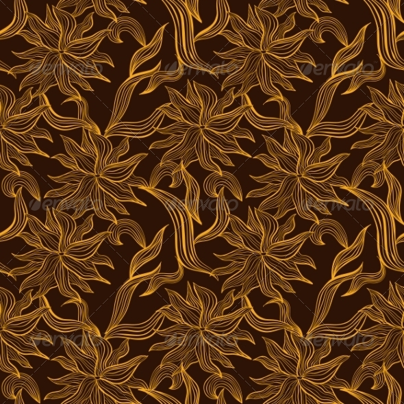 GraphicRiver Floral Pattern 7979686