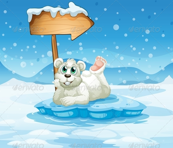 GraphicRiver Icebear 7979791