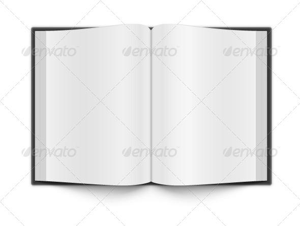 GraphicRiver Book Template 7979818