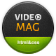 VideoMag – Powerful Video HTML Template (Entertainment) Download