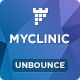 MyClinic - Medical Unbounce Template