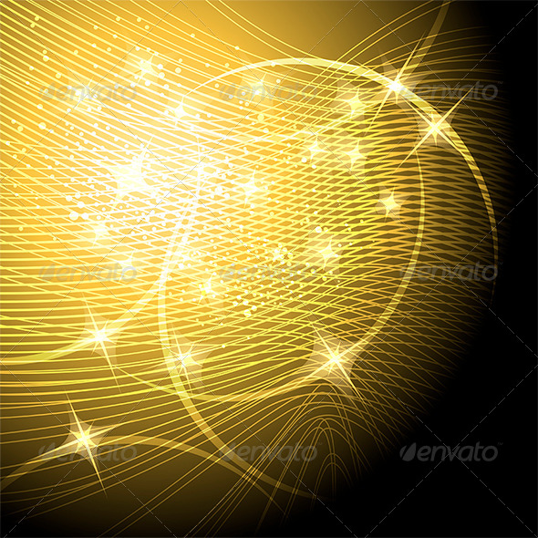 GraphicRiver Shining Space 7982054