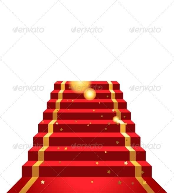 GraphicRiver Red Carpet 7982083
