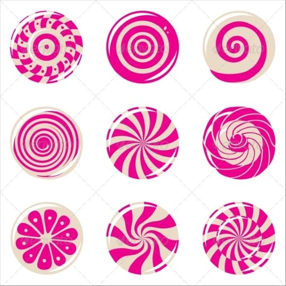 GraphicRiver Lollipops 7982149