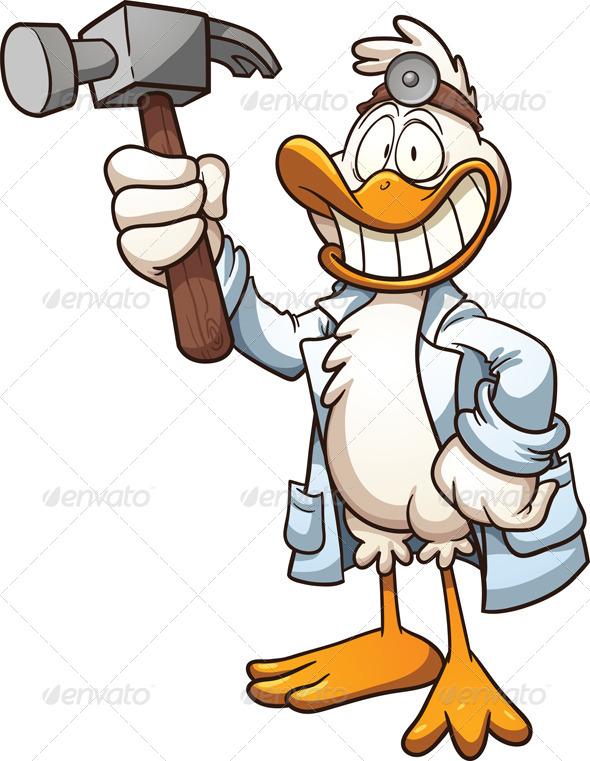 GraphicRiver Quack Doctor 7983252