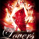 Lovers Flyer - GraphicRiver Item for Sale