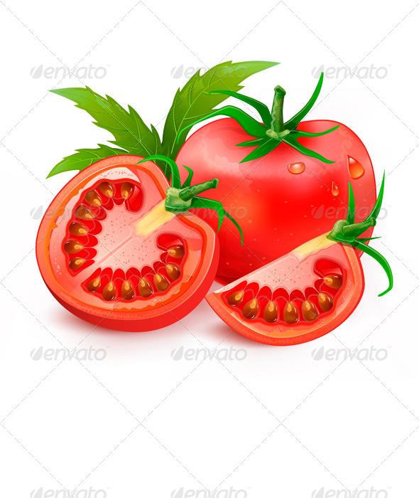 GraphicRiver Tomatoes 7983974