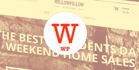 ThemeForest WillowPillow High Conversion eCommerce Theme 7840667