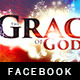 Grace of God: Church Facebook Timeline Template - GraphicRiver Item for Sale