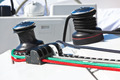 Winches and ropes, yacht detail - PhotoDune Item for Sale