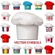 National Cuisine Icons - GraphicRiver Item for Sale