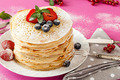 Soft Fruits Pancakes - PhotoDune Item for Sale