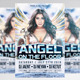Angel On The Floor Flyer - GraphicRiver Item for Sale