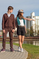 Young fashion Hipster couple in love - PhotoDune Item for Sale