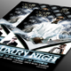 Luxury Night Party Flyer - GraphicRiver Item for Sale