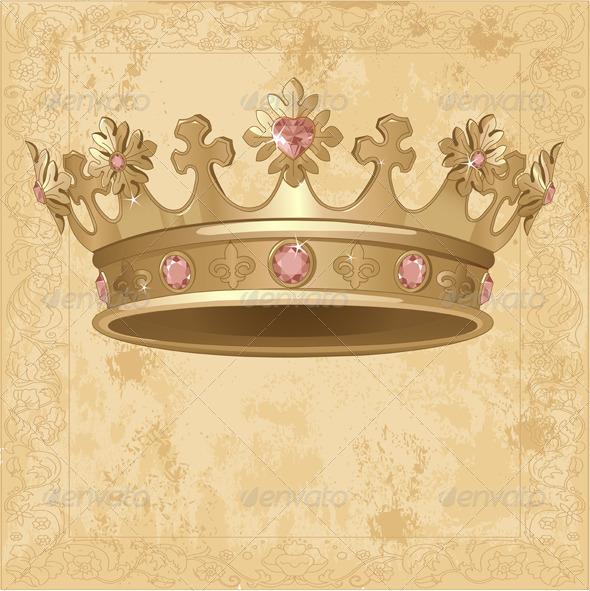GraphicRiver Royal Crown 7986738