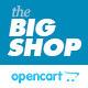 BigShop – Hightech Responsive Opencart Theme (Technology) Download