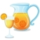 Pitcher of Juice - GraphicRiver Item for Sale