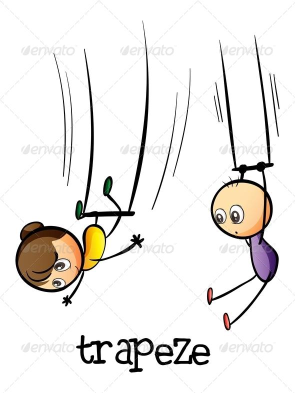 GraphicRiver A Trapeze Show 7987521