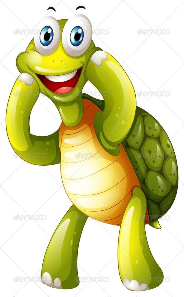 GraphicRiver Happy Turtle 7987571