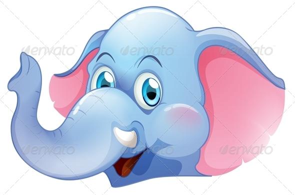 GraphicRiver A Blue Elephant 7988098