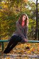 Bench Portrait - PhotoDune Item for Sale