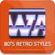 80s Retro Styles - GraphicRiver Item for Sale