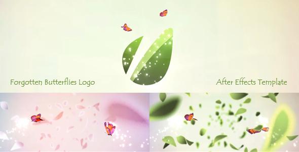 Forgotten Butterflies Logo