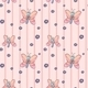 Seamless Design with Flowers and Butterflies - GraphicRiver Item for Sale