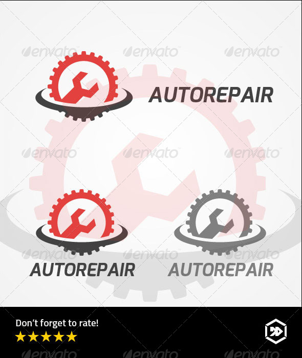 GraphicRiver Automotive Repair 7989072