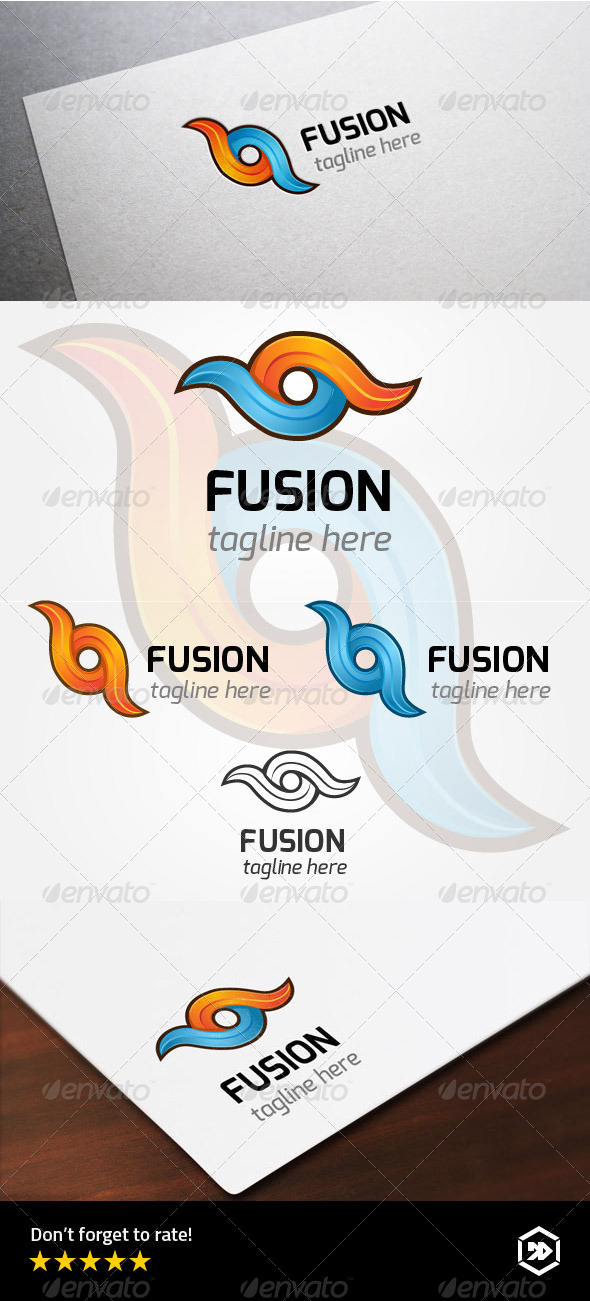 GraphicRiver Infinity Fusion Evolution 7989157