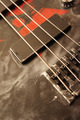 Steampunk bass guitar detail 2 - PhotoDune Item for Sale
