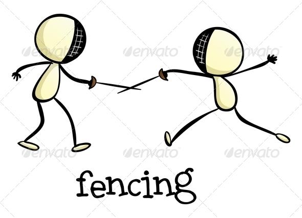 GraphicRiver Fencing 7989300