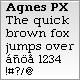 Agnes PX - GraphicRiver Item for Sale
