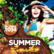 Summer Sensation Flyer - GraphicRiver Item for Sale