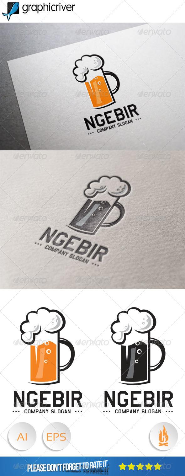 GraphicRiver Ngebir Logo 7990978