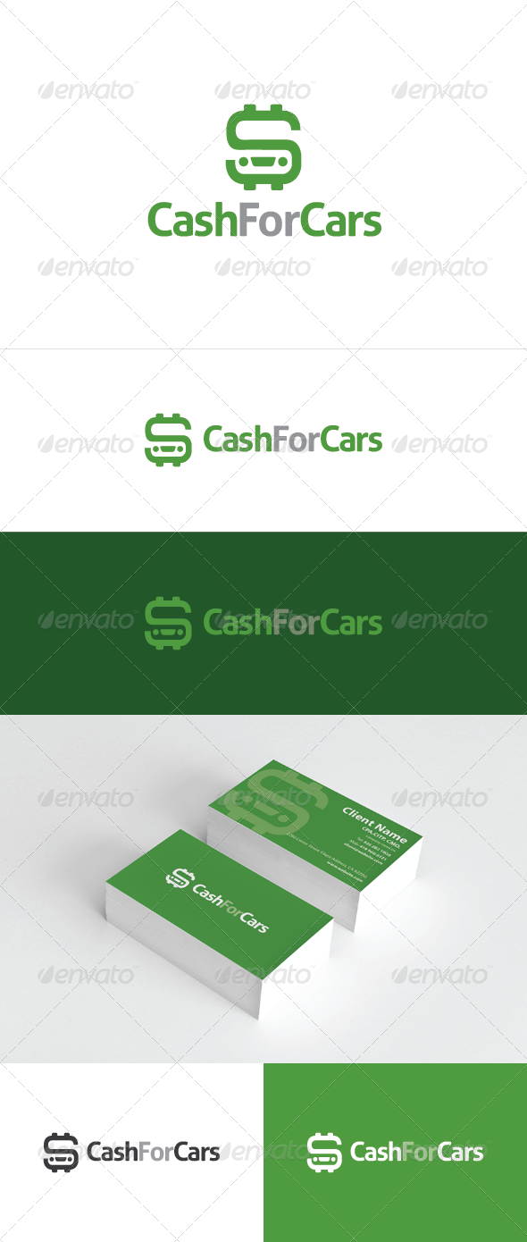 GraphicRiver Cash for Cars 7991047