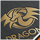Dragon V4 Logo - GraphicRiver Item for Sale