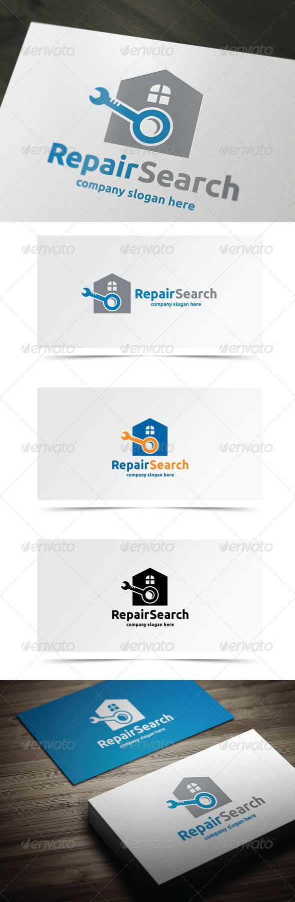 GraphicRiver Repair Search 7992138