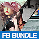 Facebook Timeline Cover Bundle V4 - GraphicRiver Item for Sale