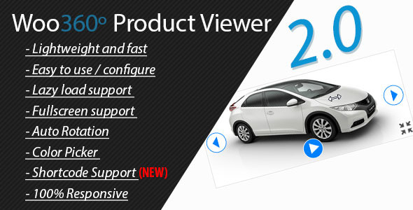 Woo360 Product Viewer - CodeCanyon Item for Sale