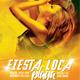 Fiesta Loca Playa Flyer - GraphicRiver Item for Sale